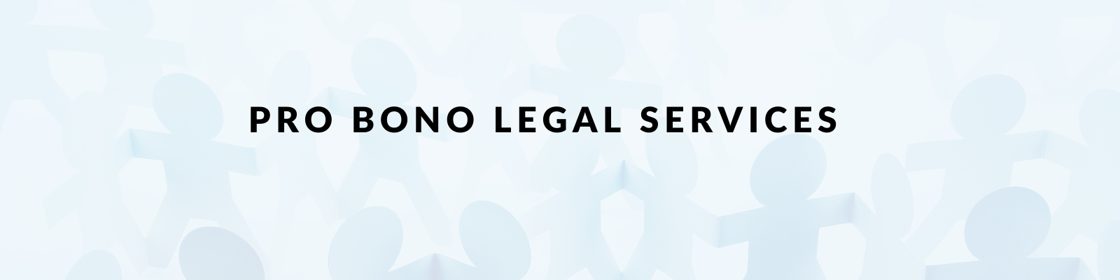 Ivy Law Group Pro bono legal services